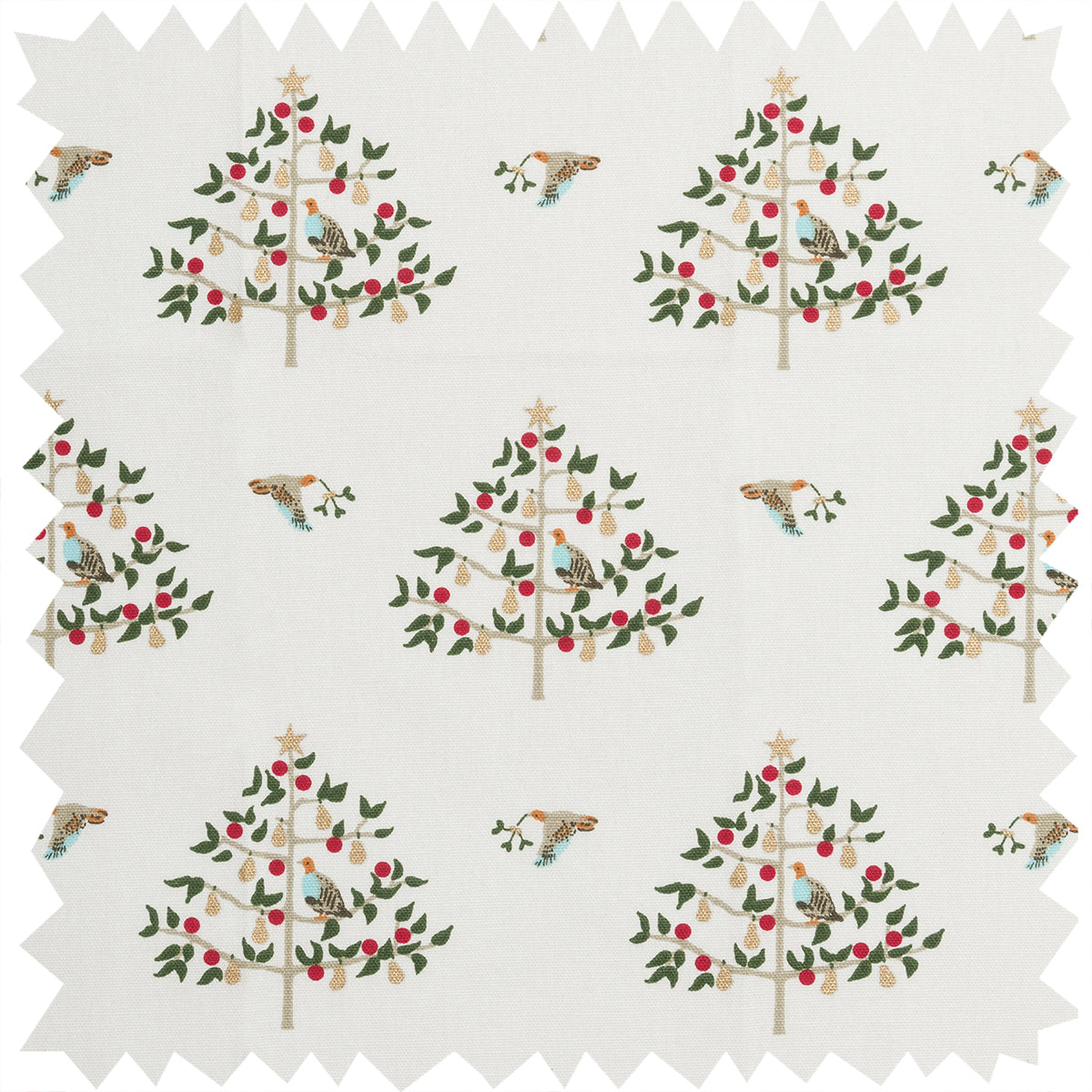 Partridge Fabric By The Metre