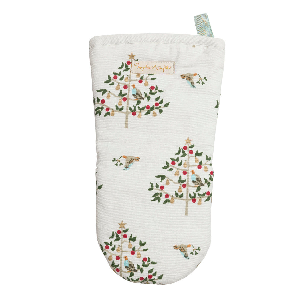 Partridge Oven Mitt by Sophie Allport