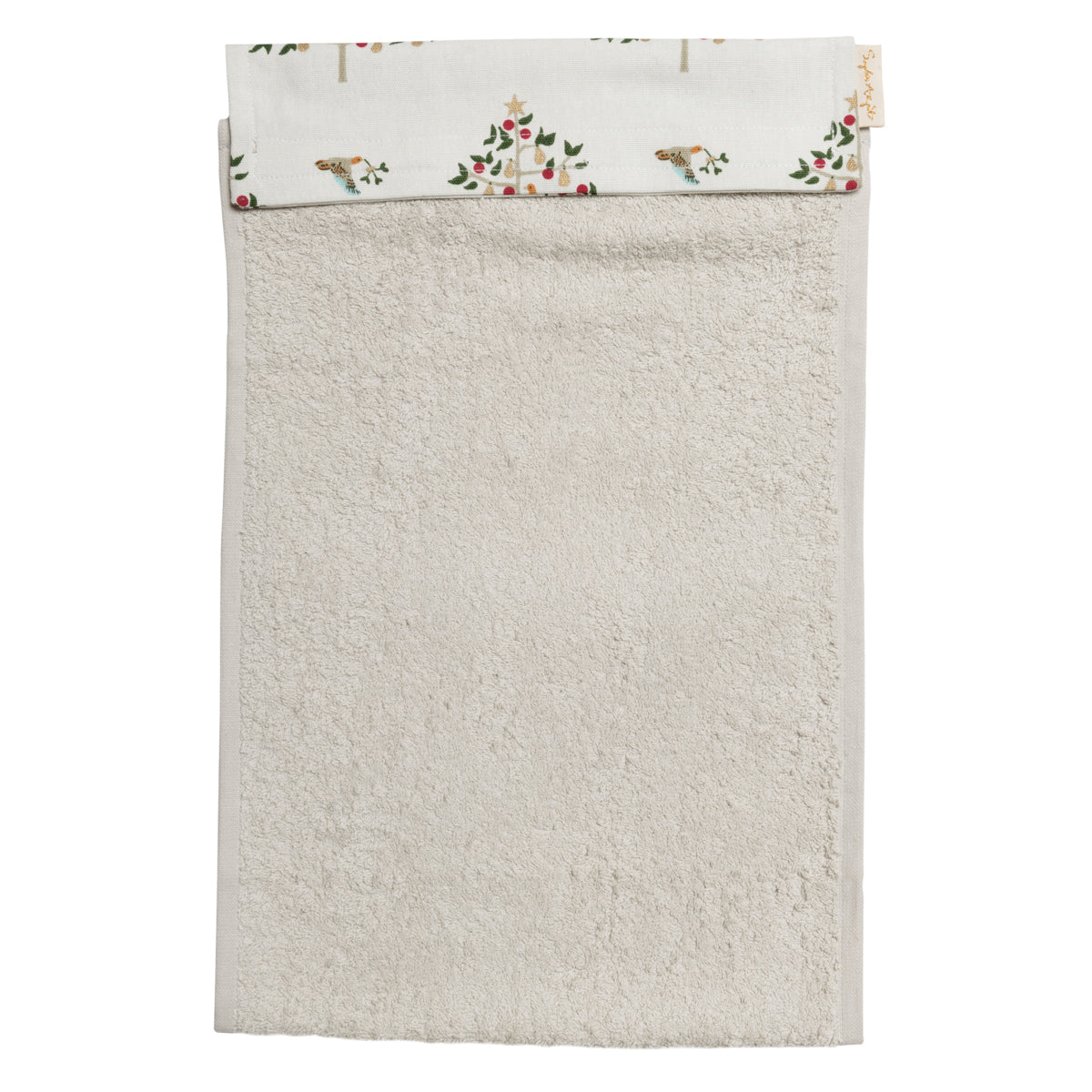 Partridge Roller Hand Towel