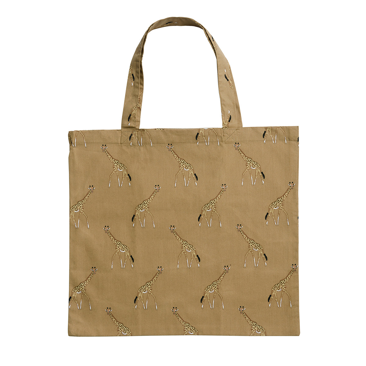 Giraffe Folding Shopping Bag by Sophie Allport
