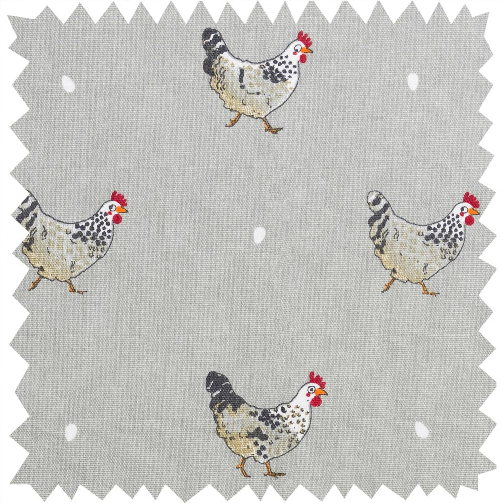 Chicken Fabric Sample