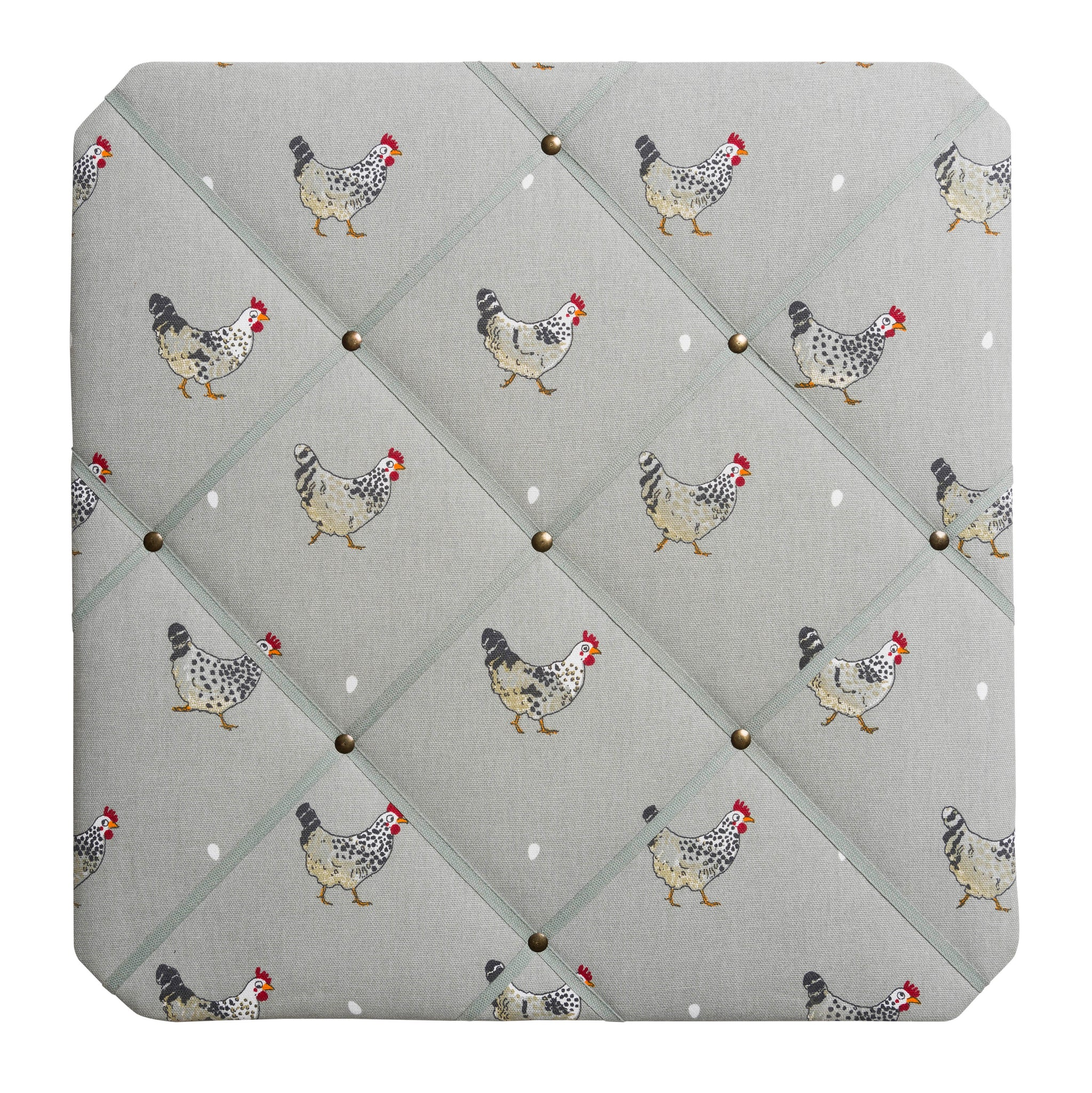Chicken notice board by Sophie Allport