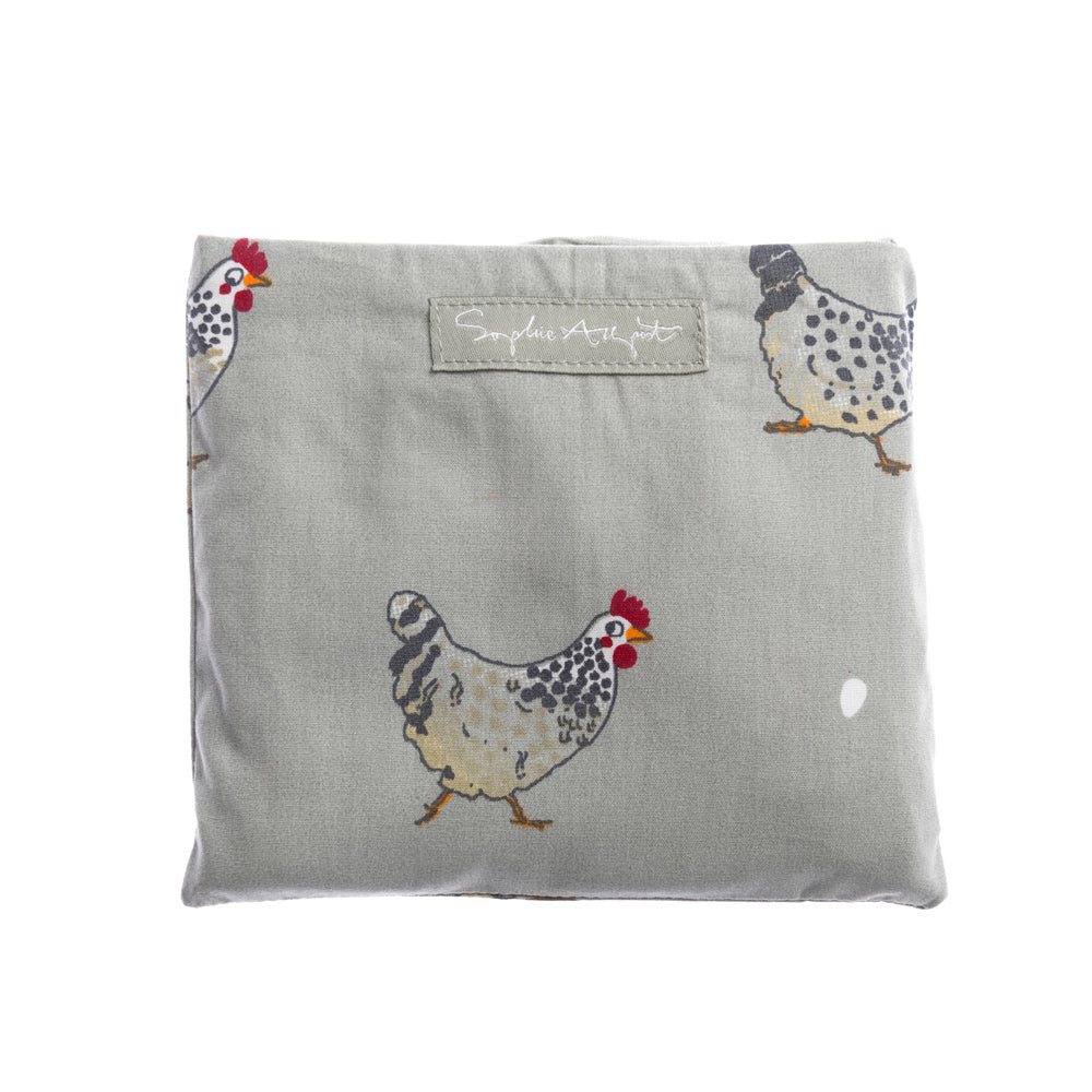 Chicken Folding Shopping Bag