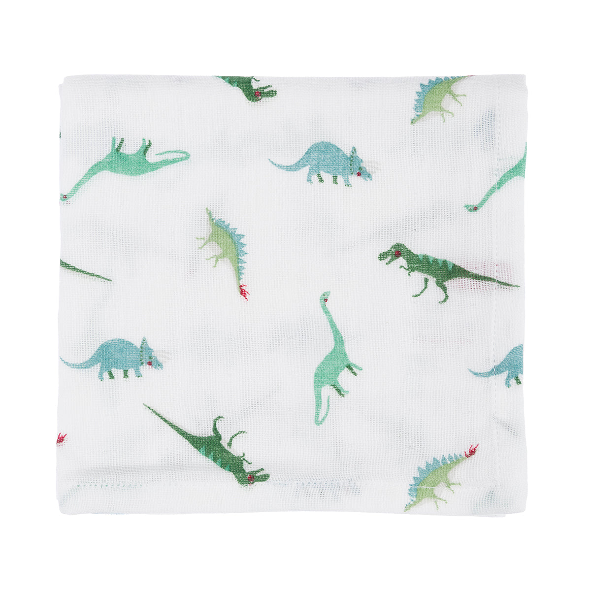 Dinosaur Muslins (Pack of 2)