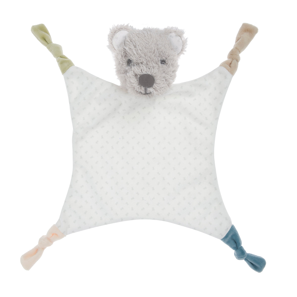 Bears & Balloons Blankie by Sophie Allport