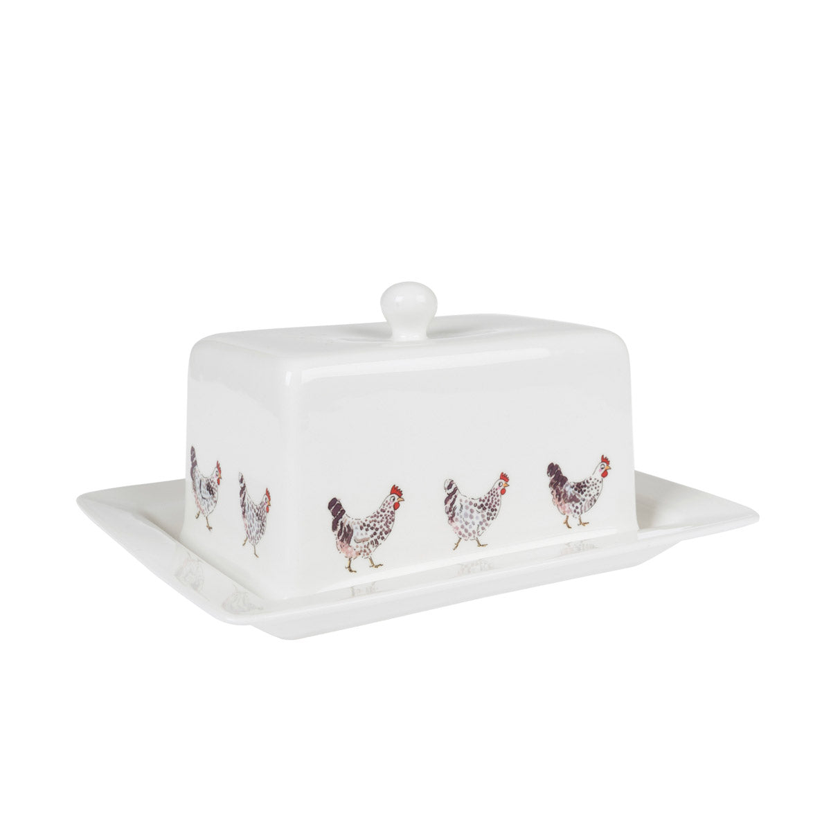 Chicken Butter Dish