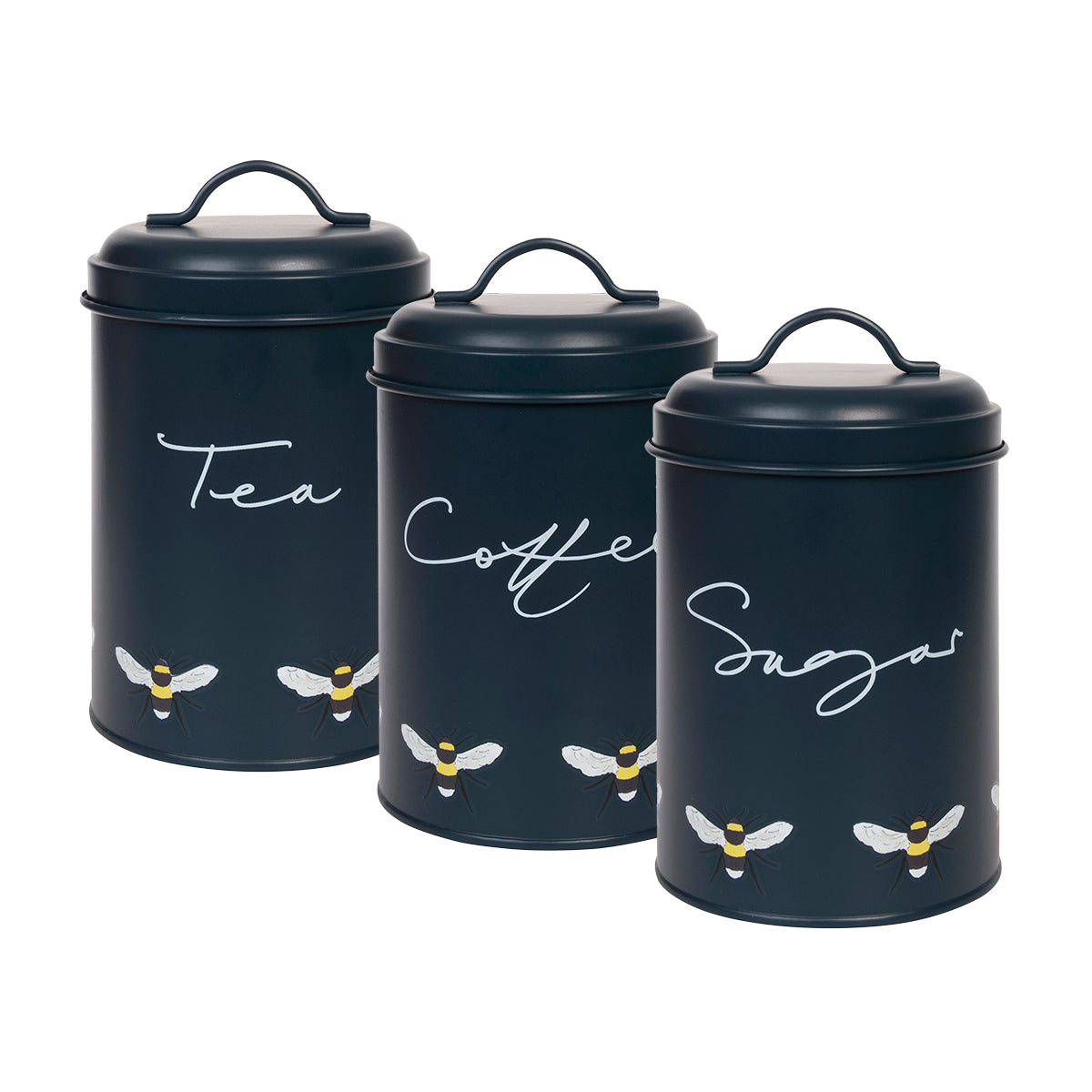 Bees Storage Tin (Set of 3)