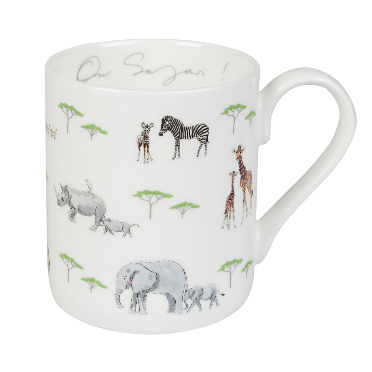 On Safari Mug