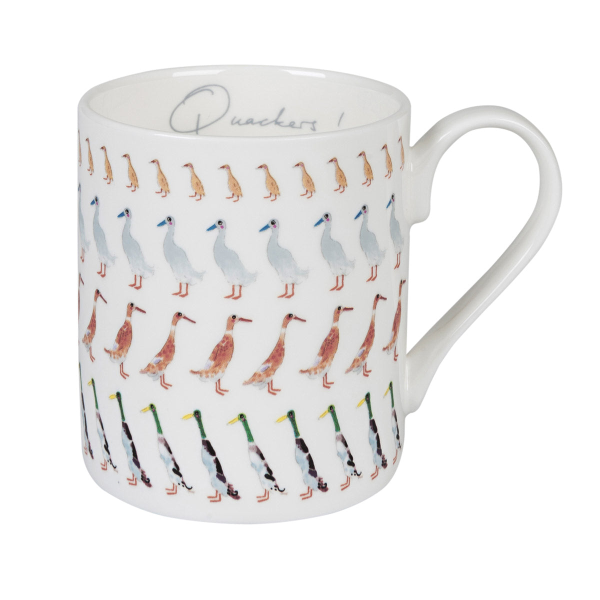 Runner Duck Quackers! Mug