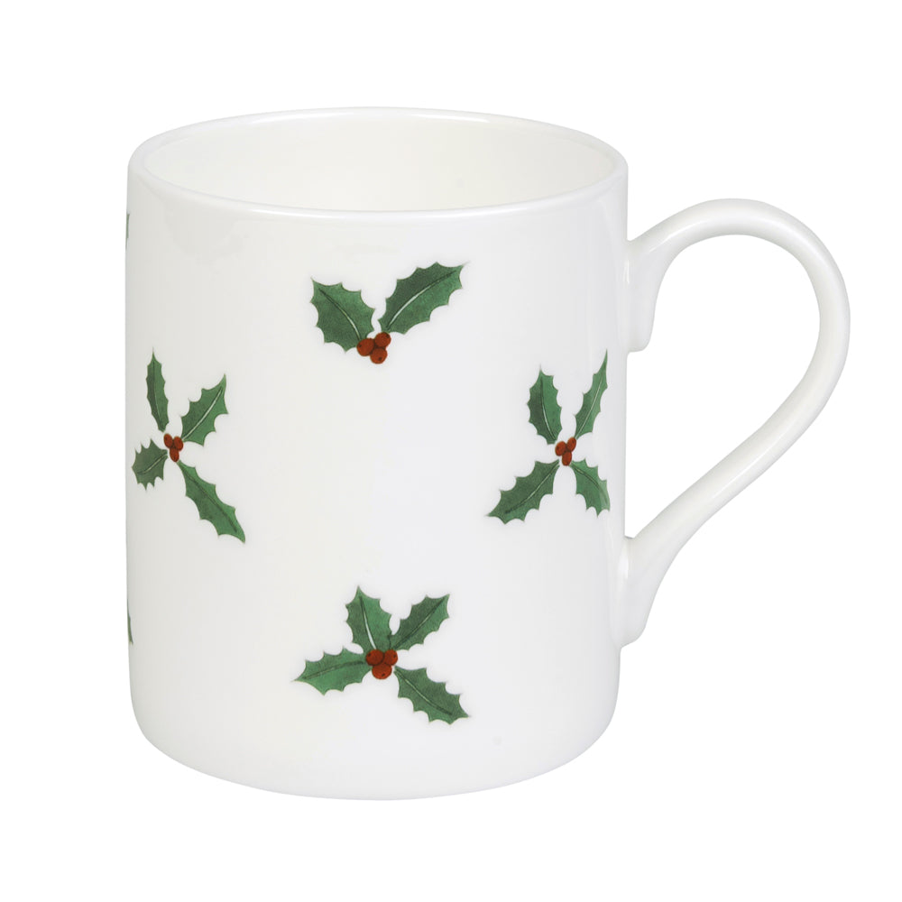 Holly & Berry Mug