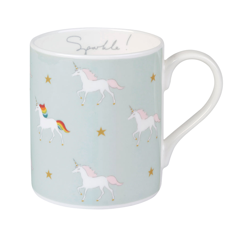 Unicorn Coloured Mug