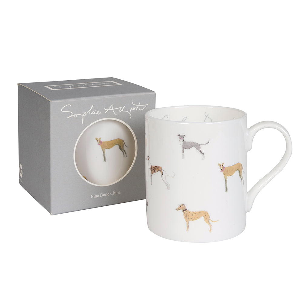 Speedy Dogs Mug