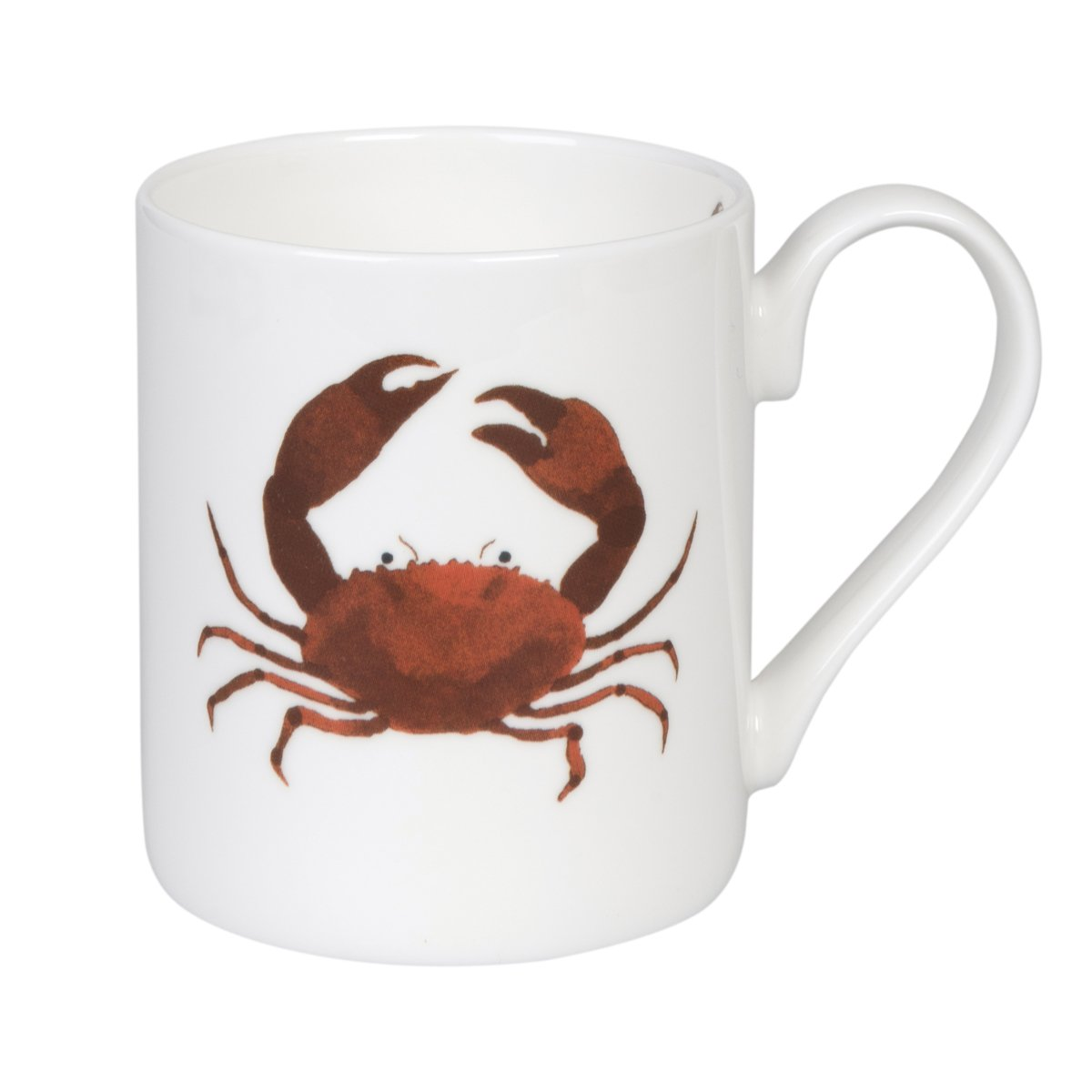 Sophie Allport Fine Bone China Crab Solo Mug