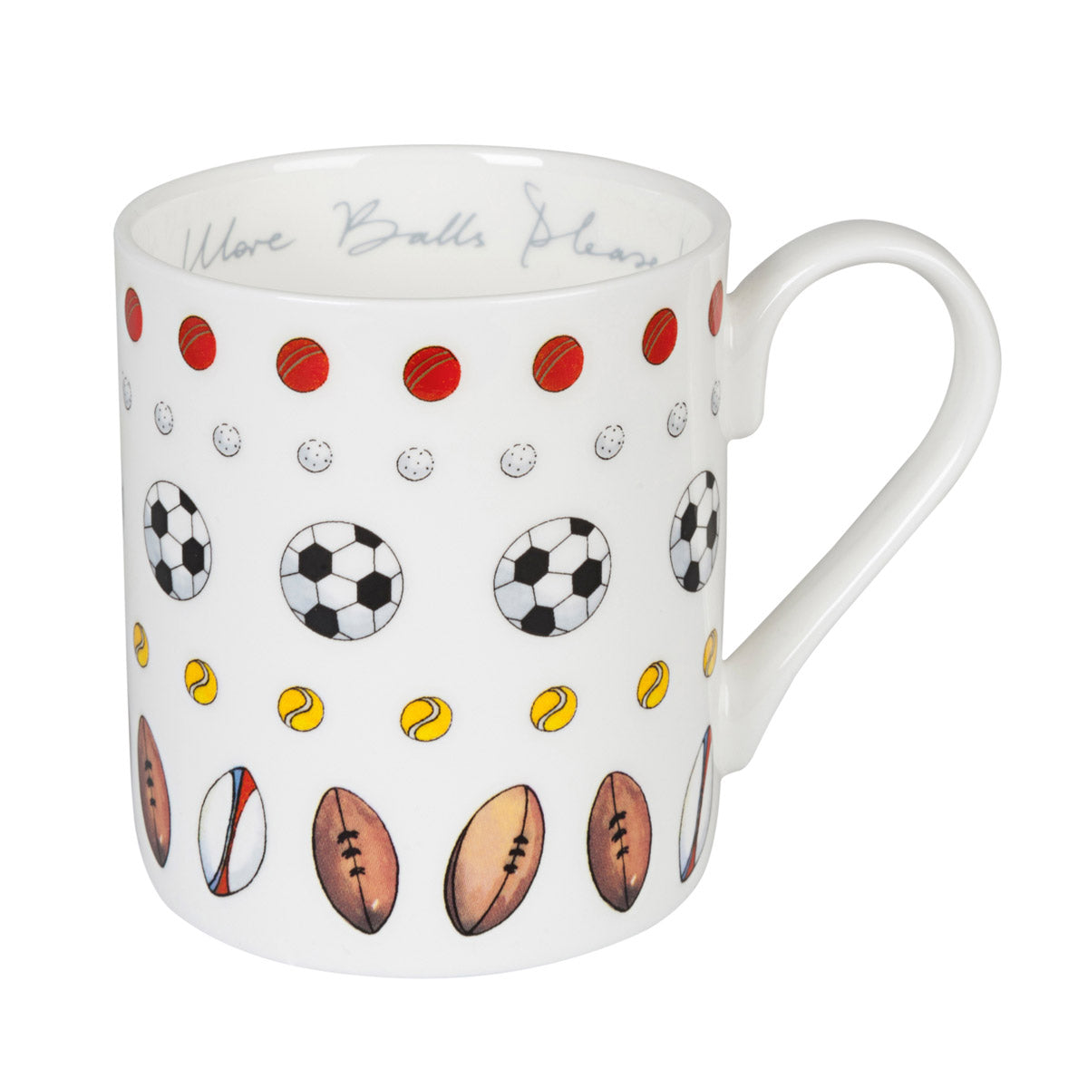 More Balls Please! Mug