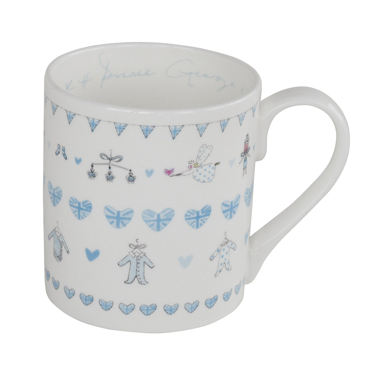 Royal Baby Prince George Mug