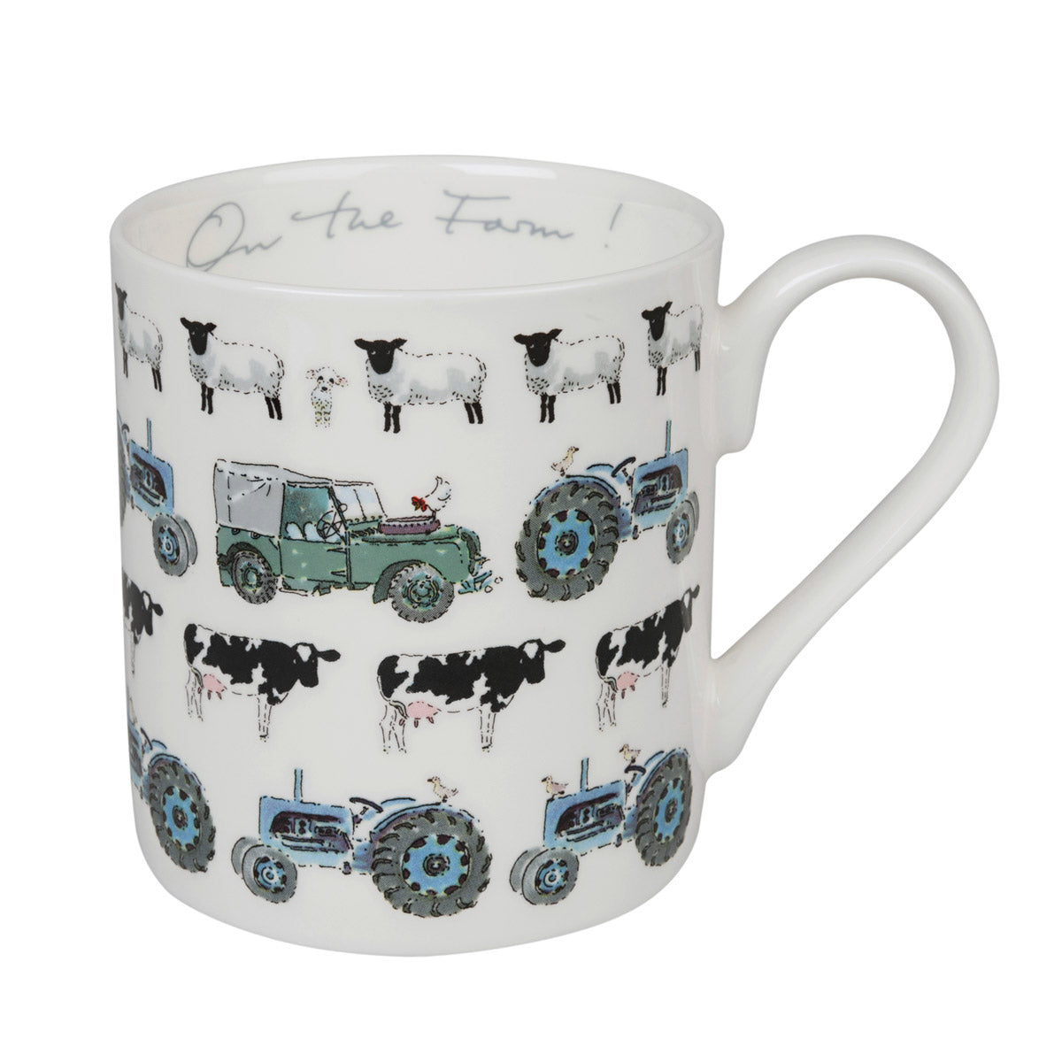 On The Farm Mug