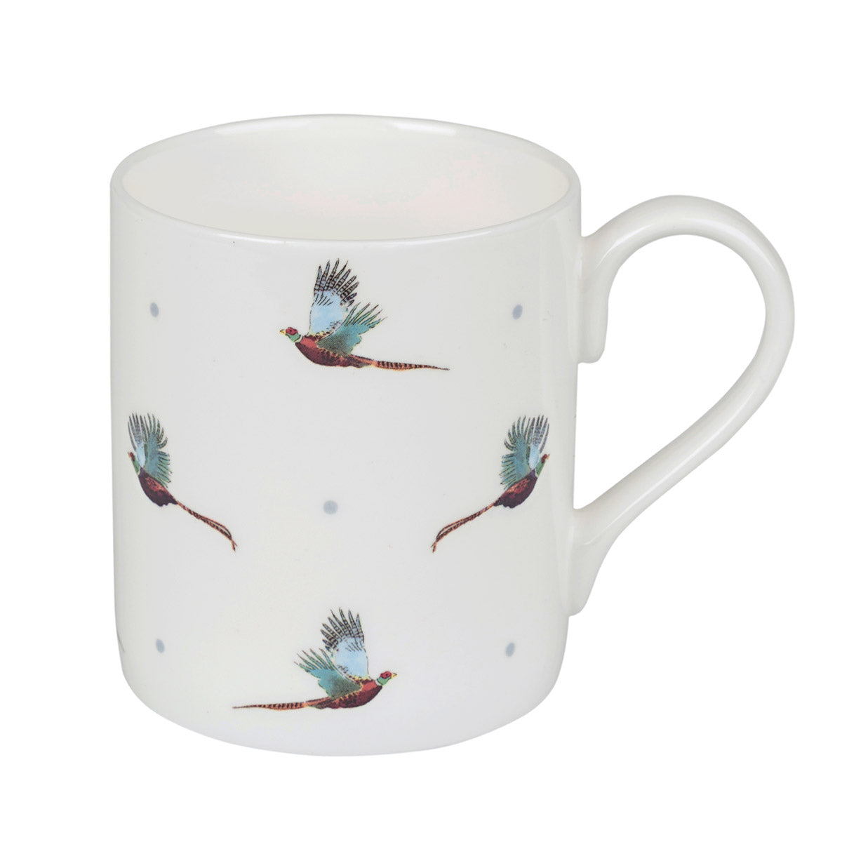Flying Pheasant Mug