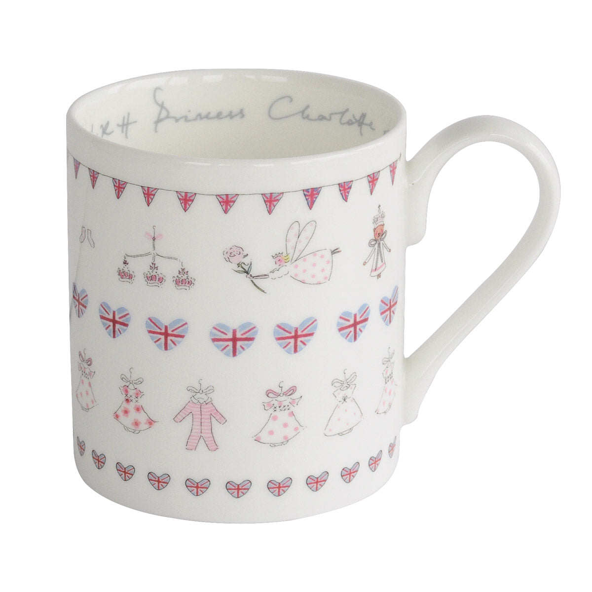Royal Baby Princess Charlotte Mug