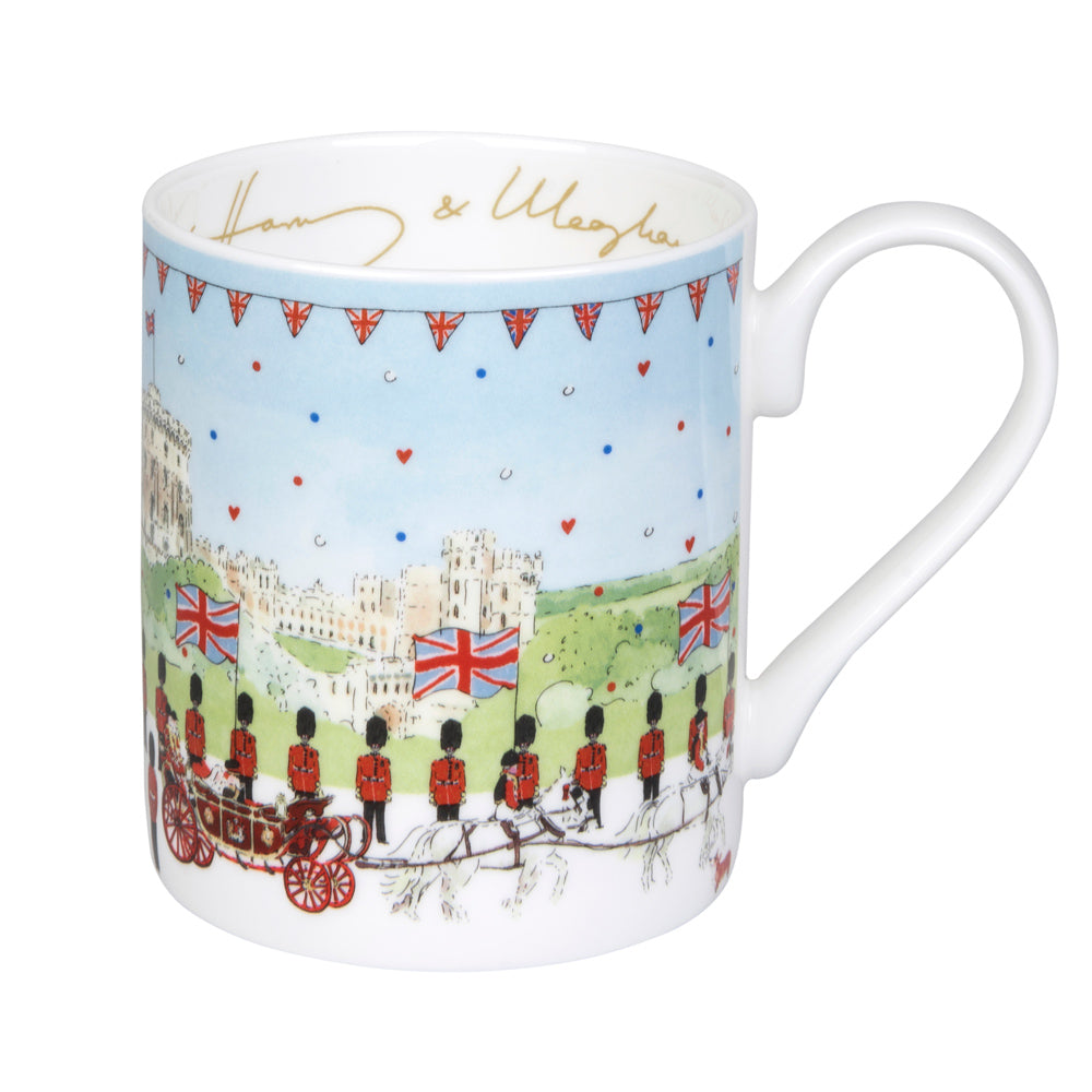 Harry and Meghan Royal Wedding 2018 Mug