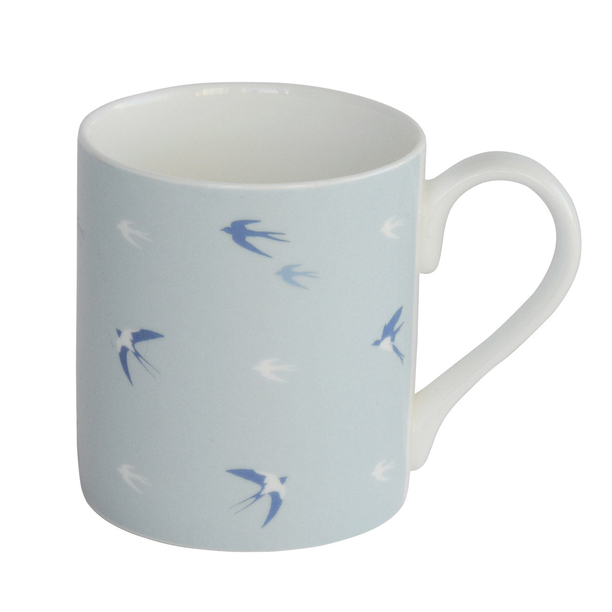 Swallow Mug - Blue
