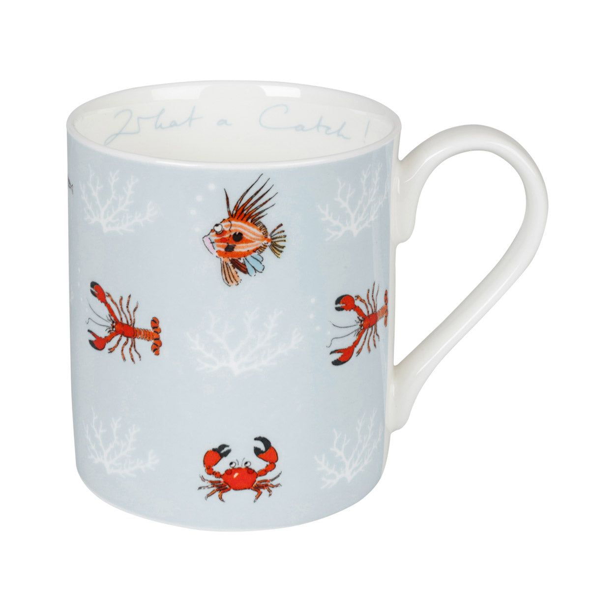 What a Catch! Mug - Coloured
