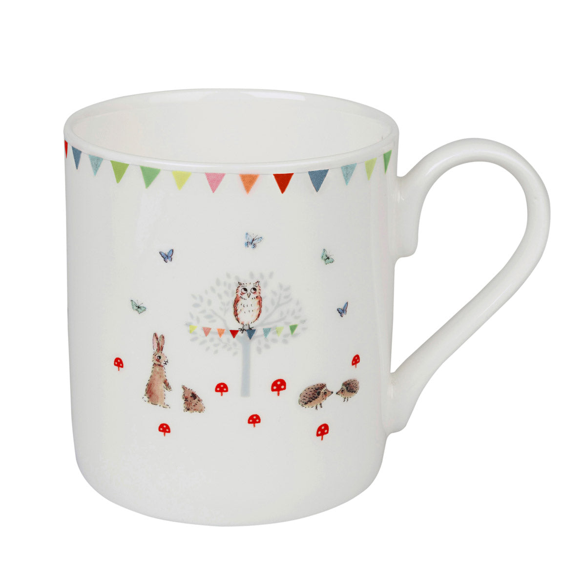 Woodland Party Mug - Solo