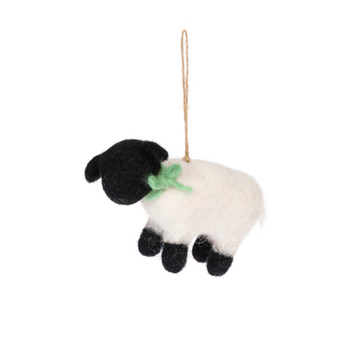 Sheep Felt Decoration