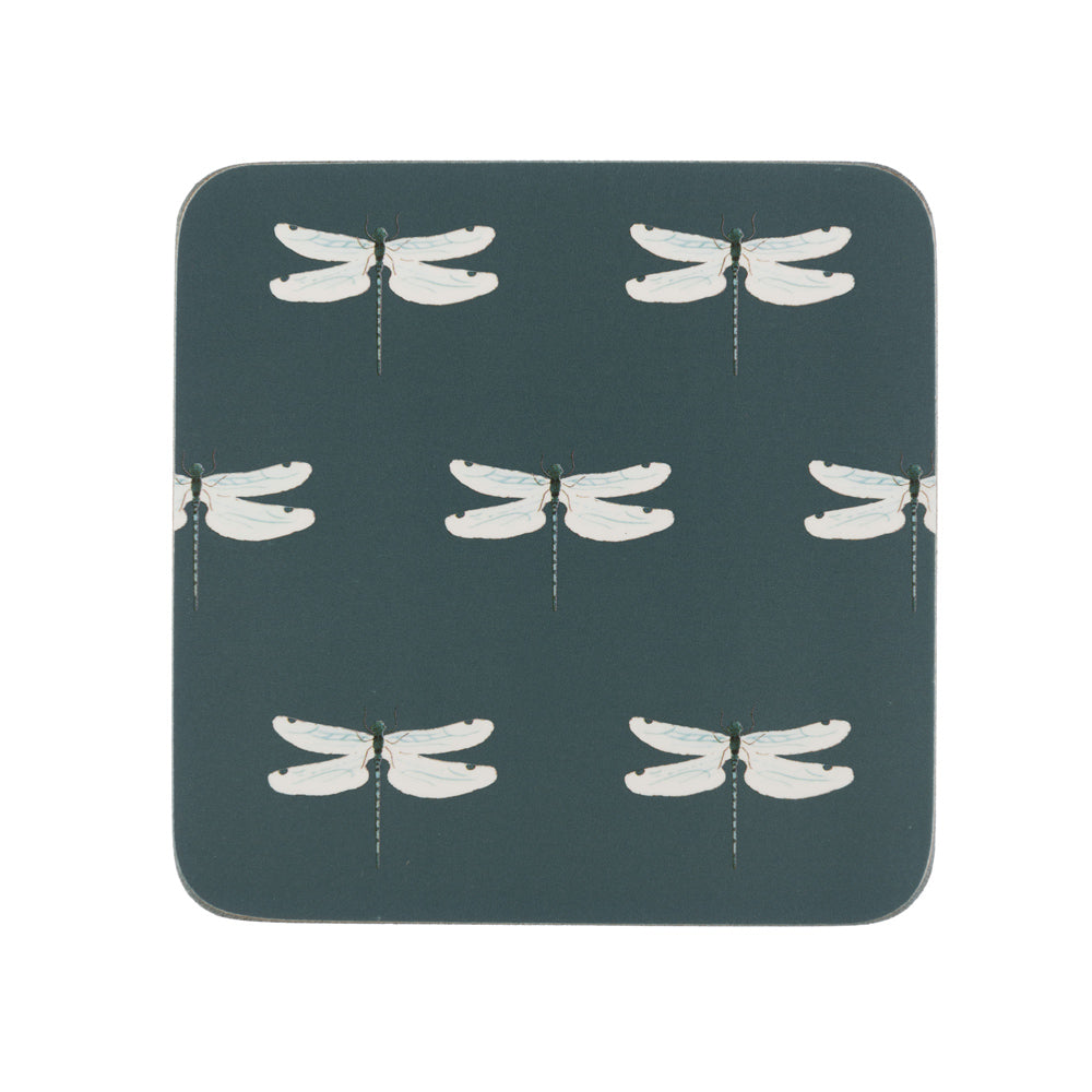 Dragonfly Coasters (Set of 4)