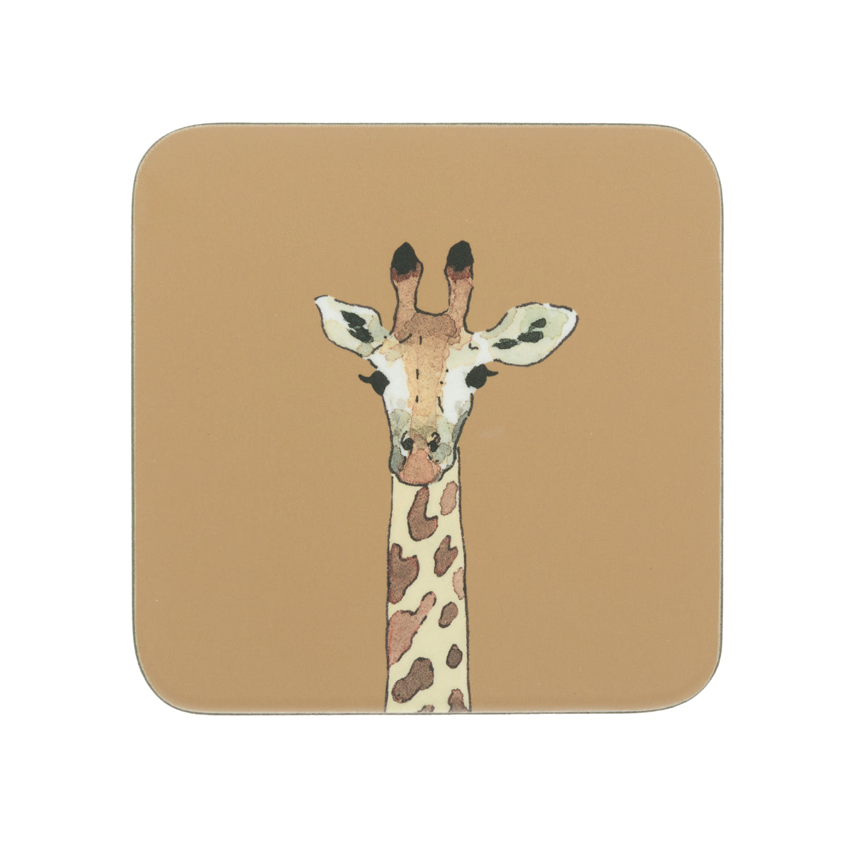 Giraffe Coasters (Set of 4) by Sophie Allport