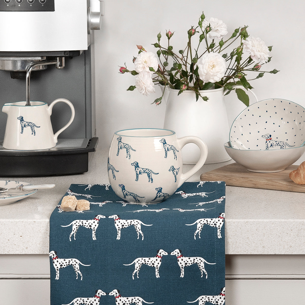 Dalmatian Stoneware Collection