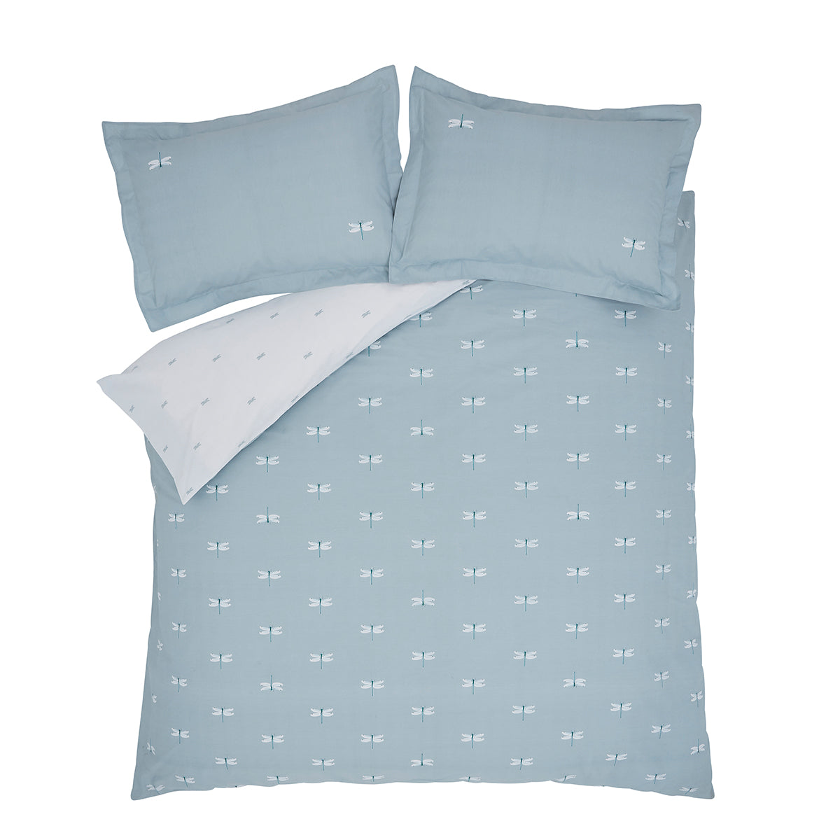 Dragonfly Bedding Set by Sophie Allport