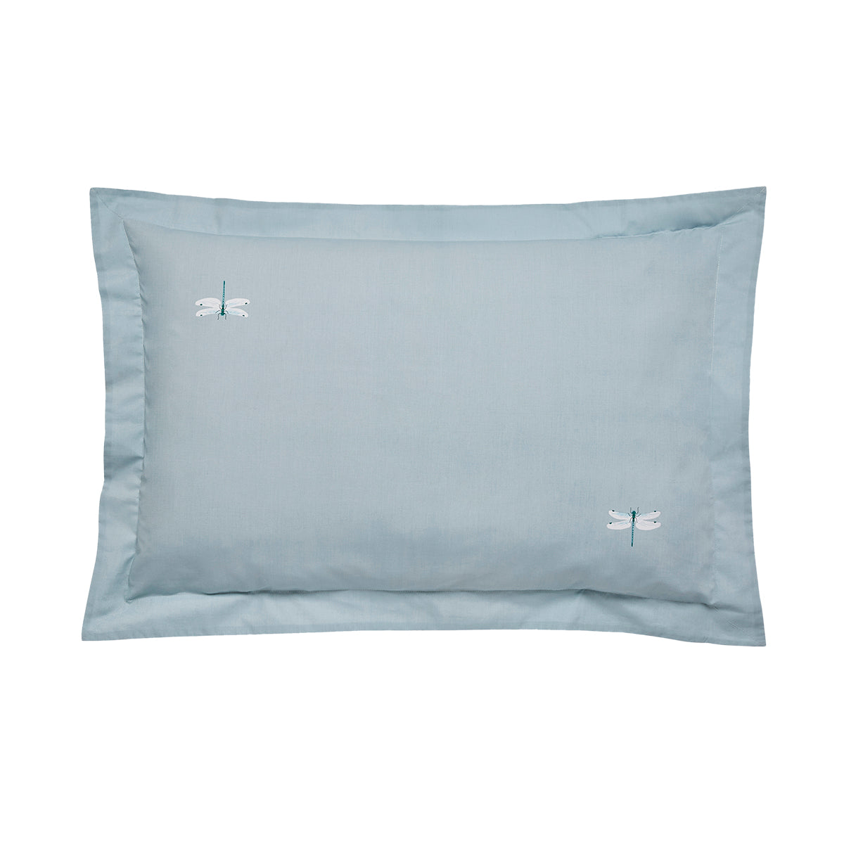 Dragonfly Pair of Oxford Pillowcases
