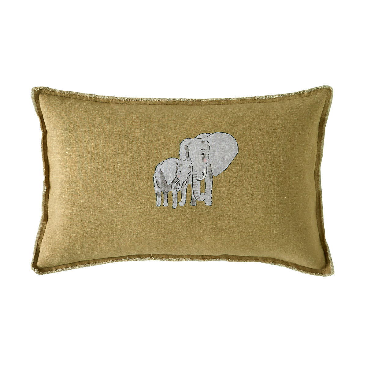 Elephant Decorative Cushion by Sophie Allport