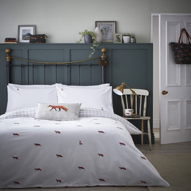 Foxes Bedding Set
