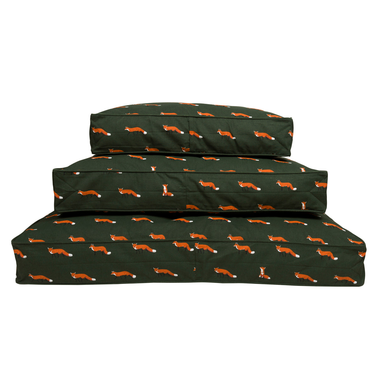 Pet Mattress - Large - Foxes