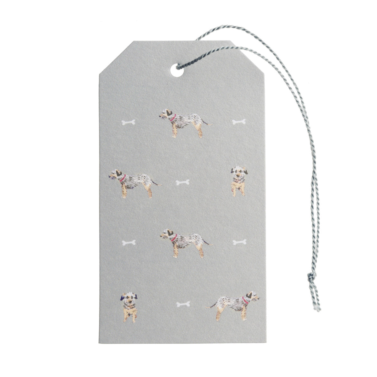 Terrier Gift Tags - Set of 10