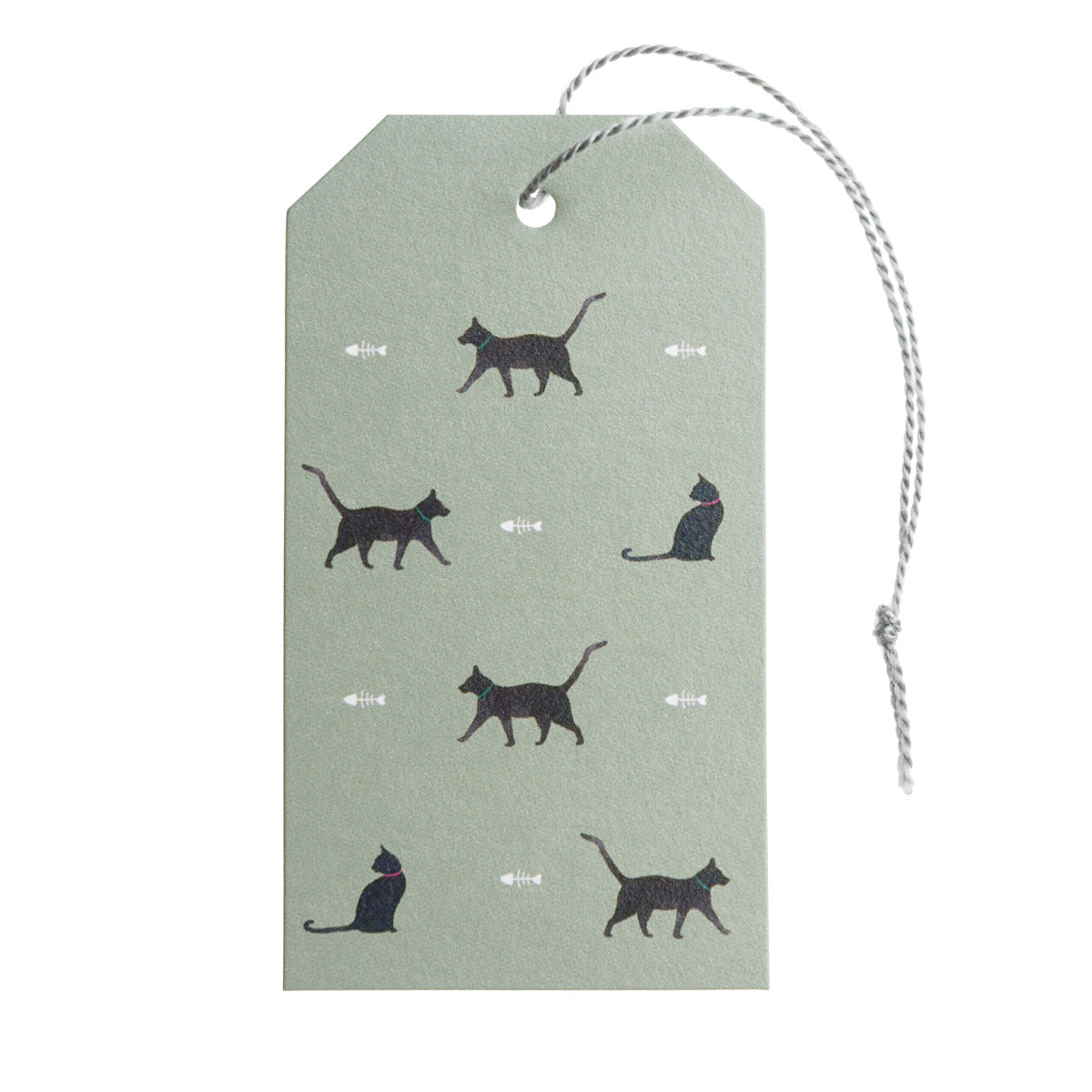 Cat Gift Tags - Set of 10