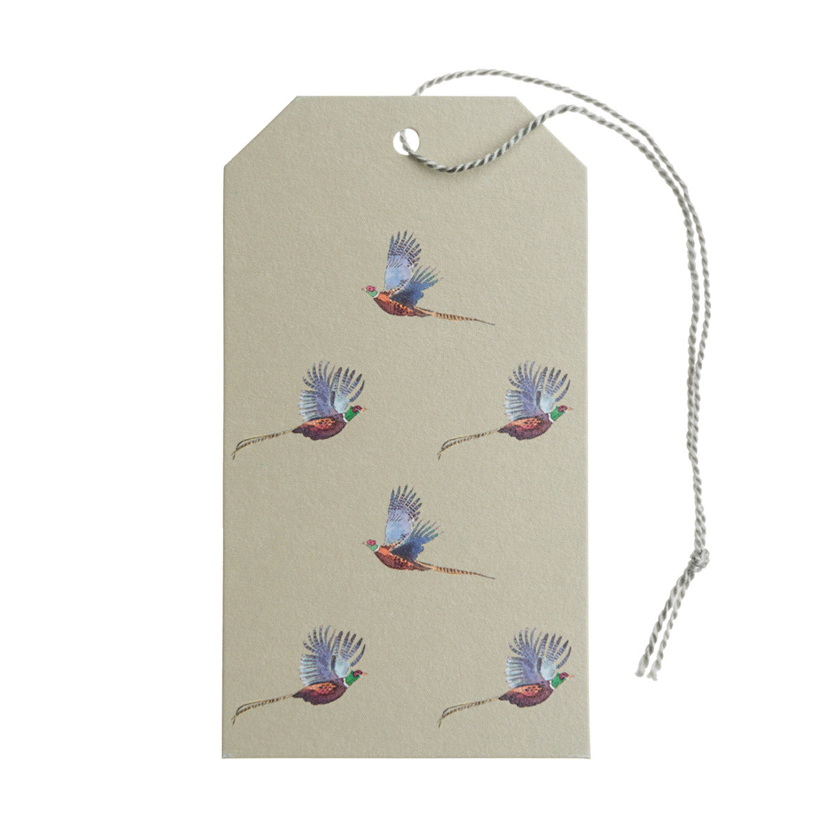 Pheasant Gift Tags - Set of 10
