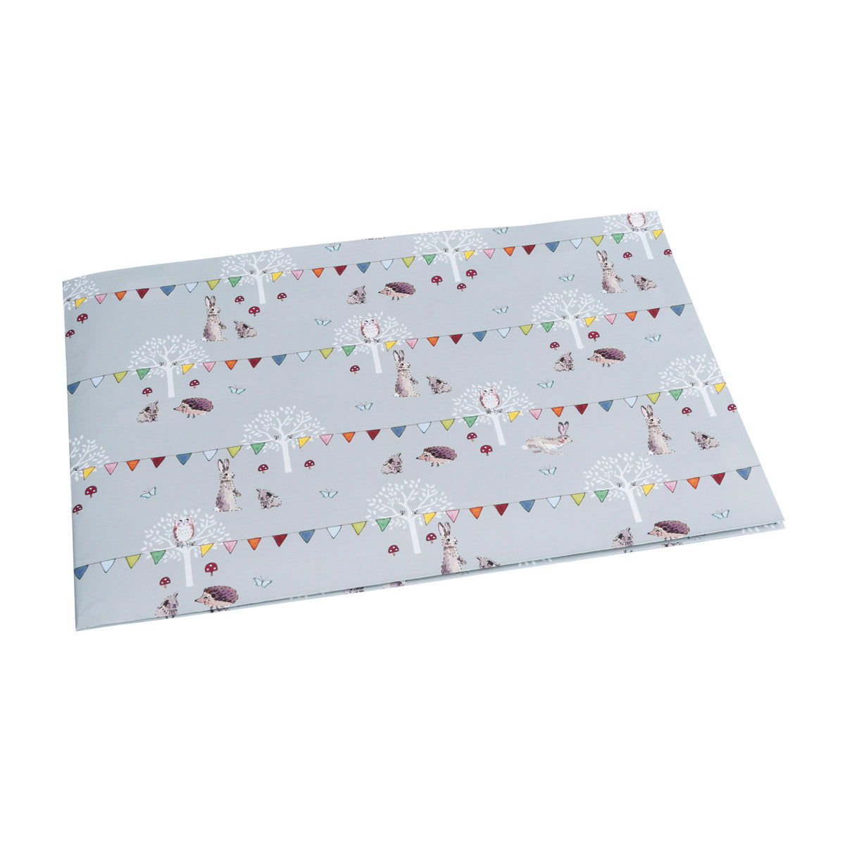Woodland Party Gift Wrap