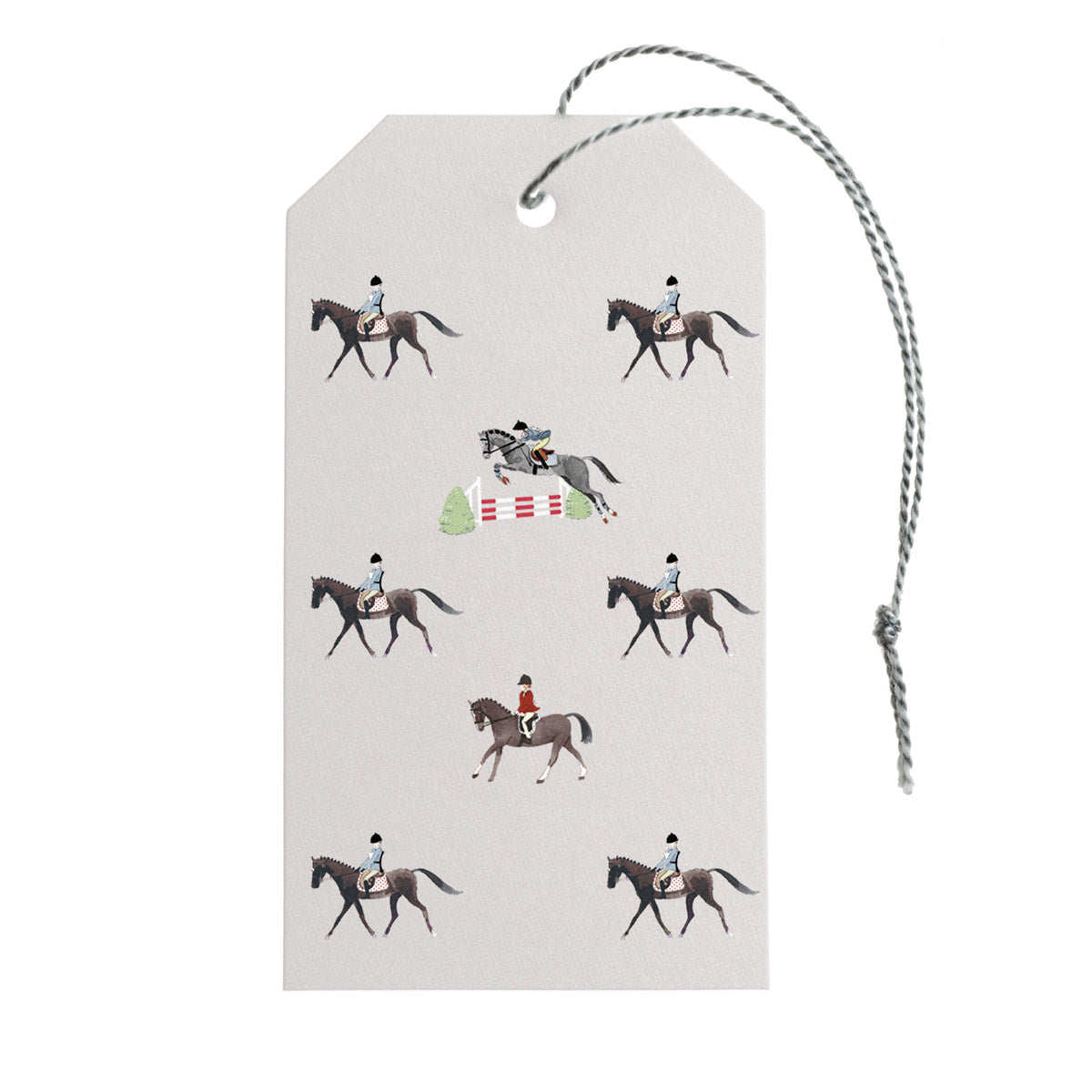 Horses Gift Tags - Set of 10