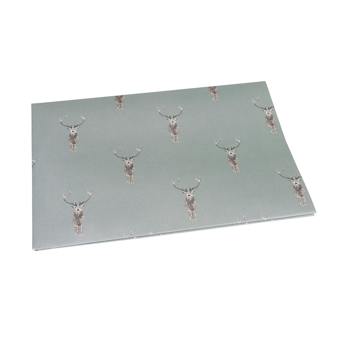 Highland Stag Gift Wrap