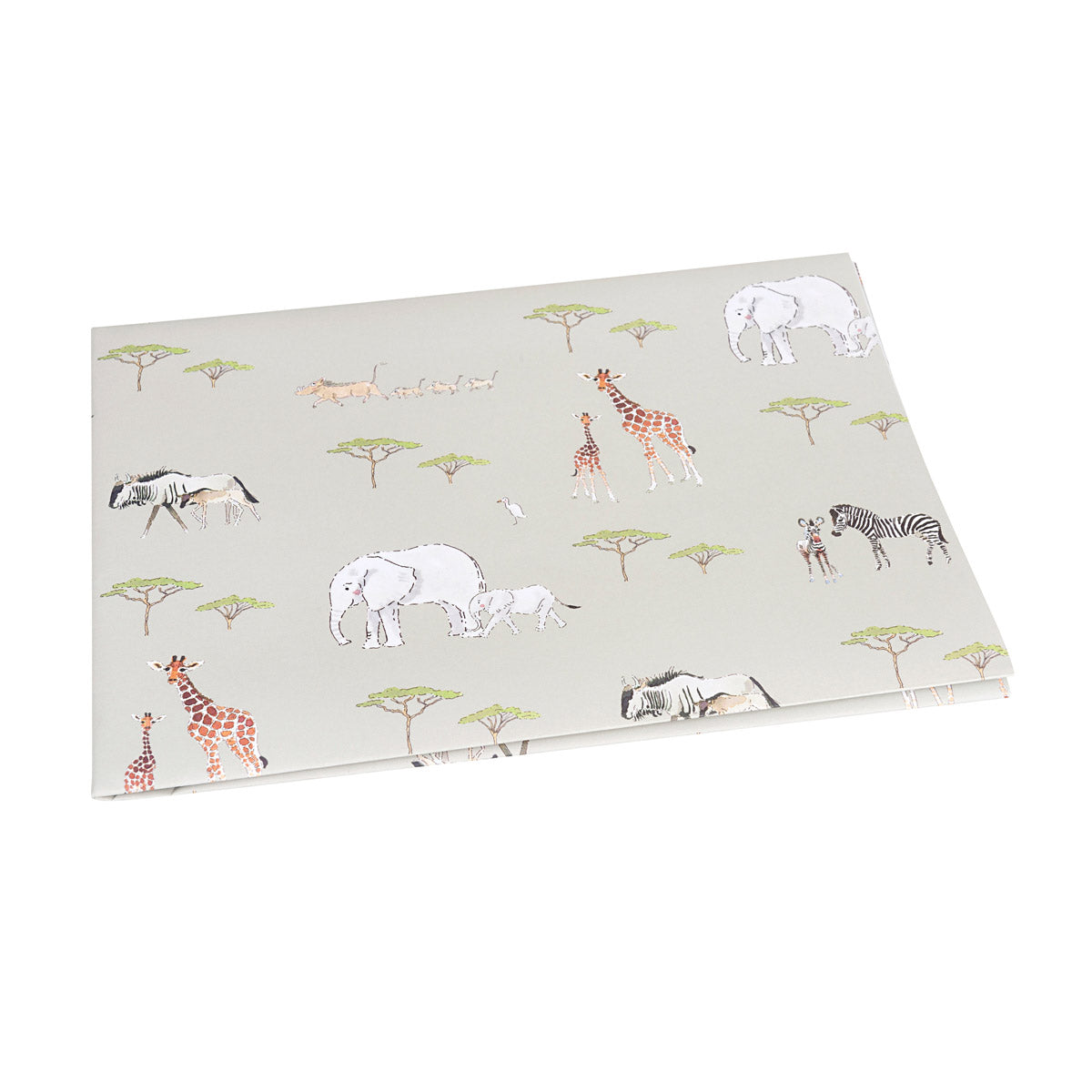 Safari Gift Wrap