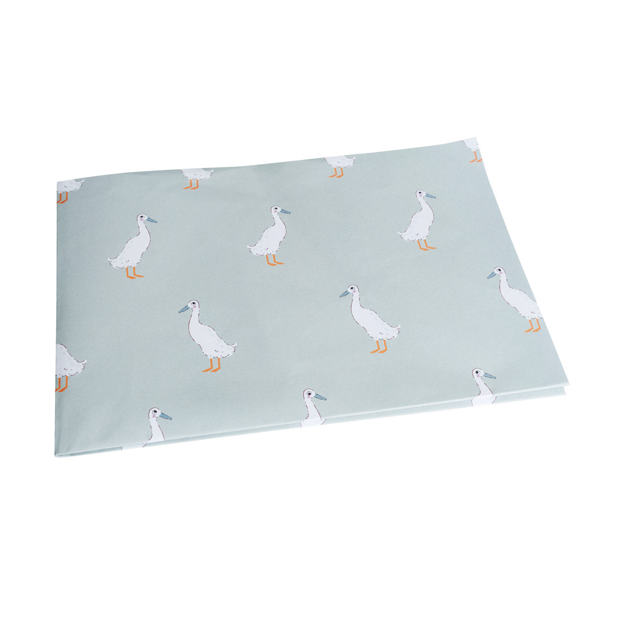 Runner Duck Gift Wrap