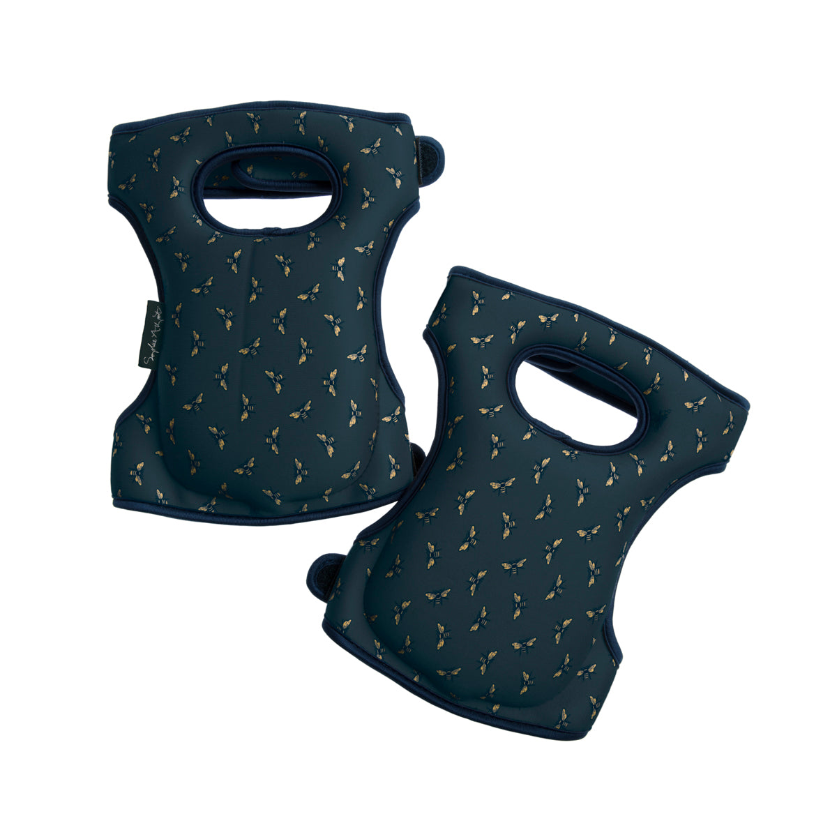 Bees Gardening Knee Pads by Sophie Allport