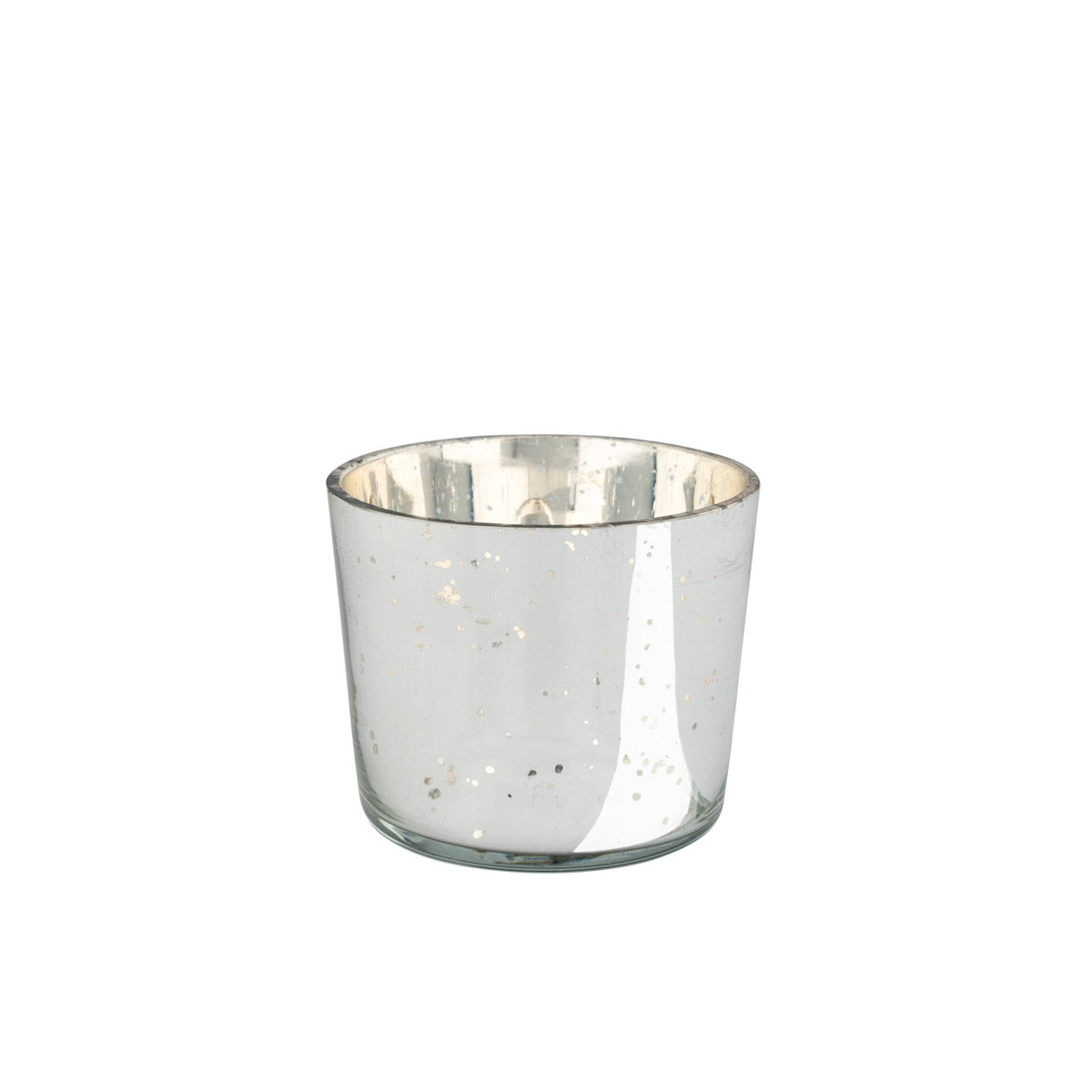 Straight Edge Tea Light Holder - Mini