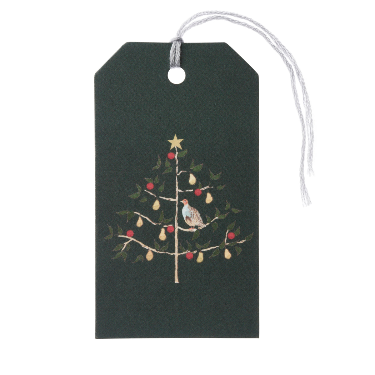 Partridge Gift Tags (Set of 8)