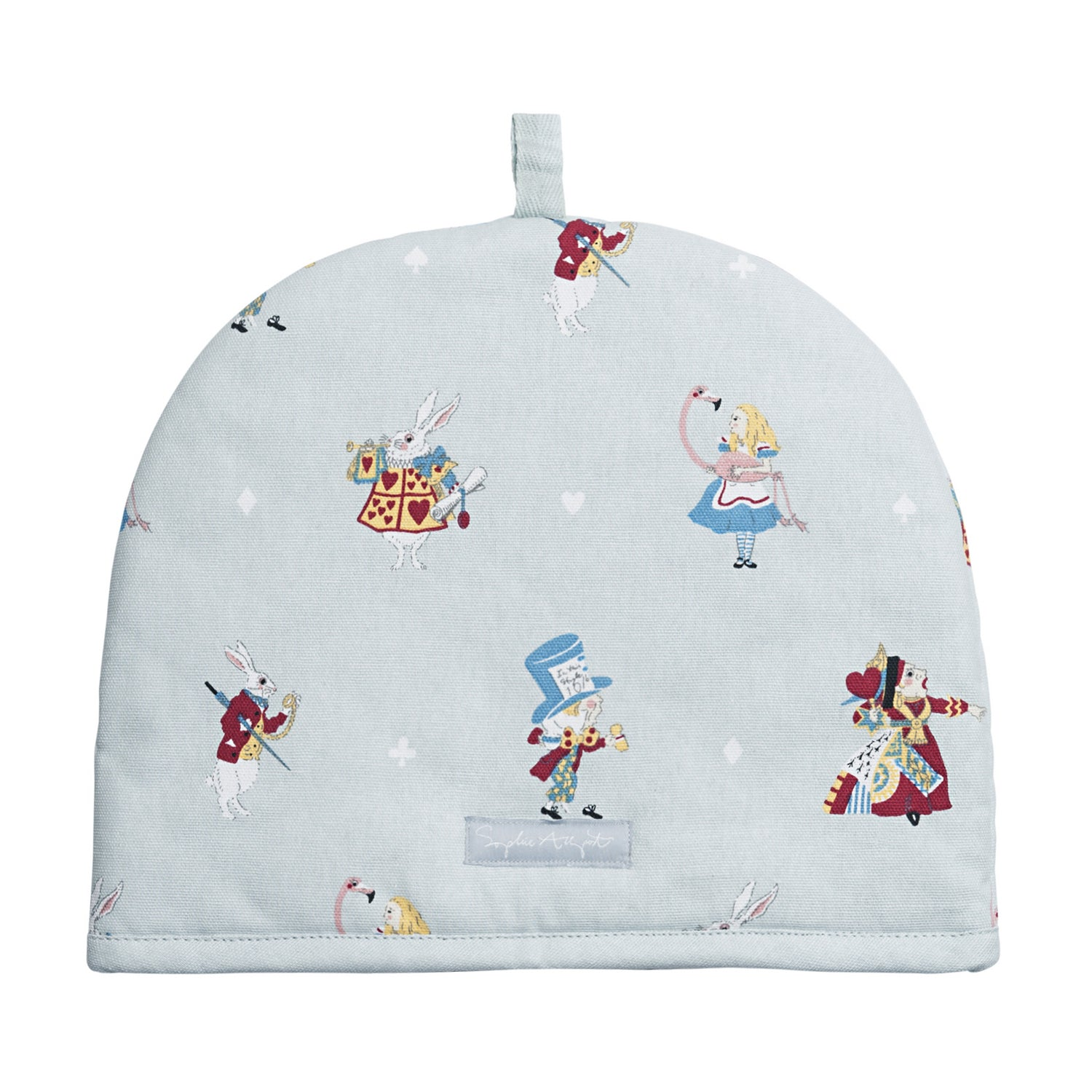 Alice in Wonderland Tea Cosy