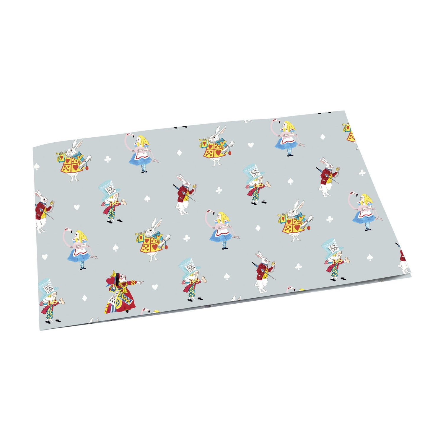 Alice in Wonderland Gift Wrap