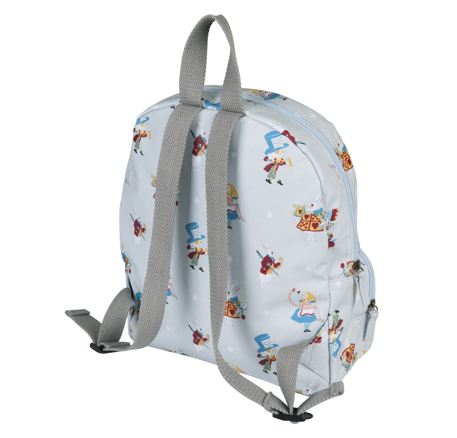 backAlice in Wonderland Kids Backpack