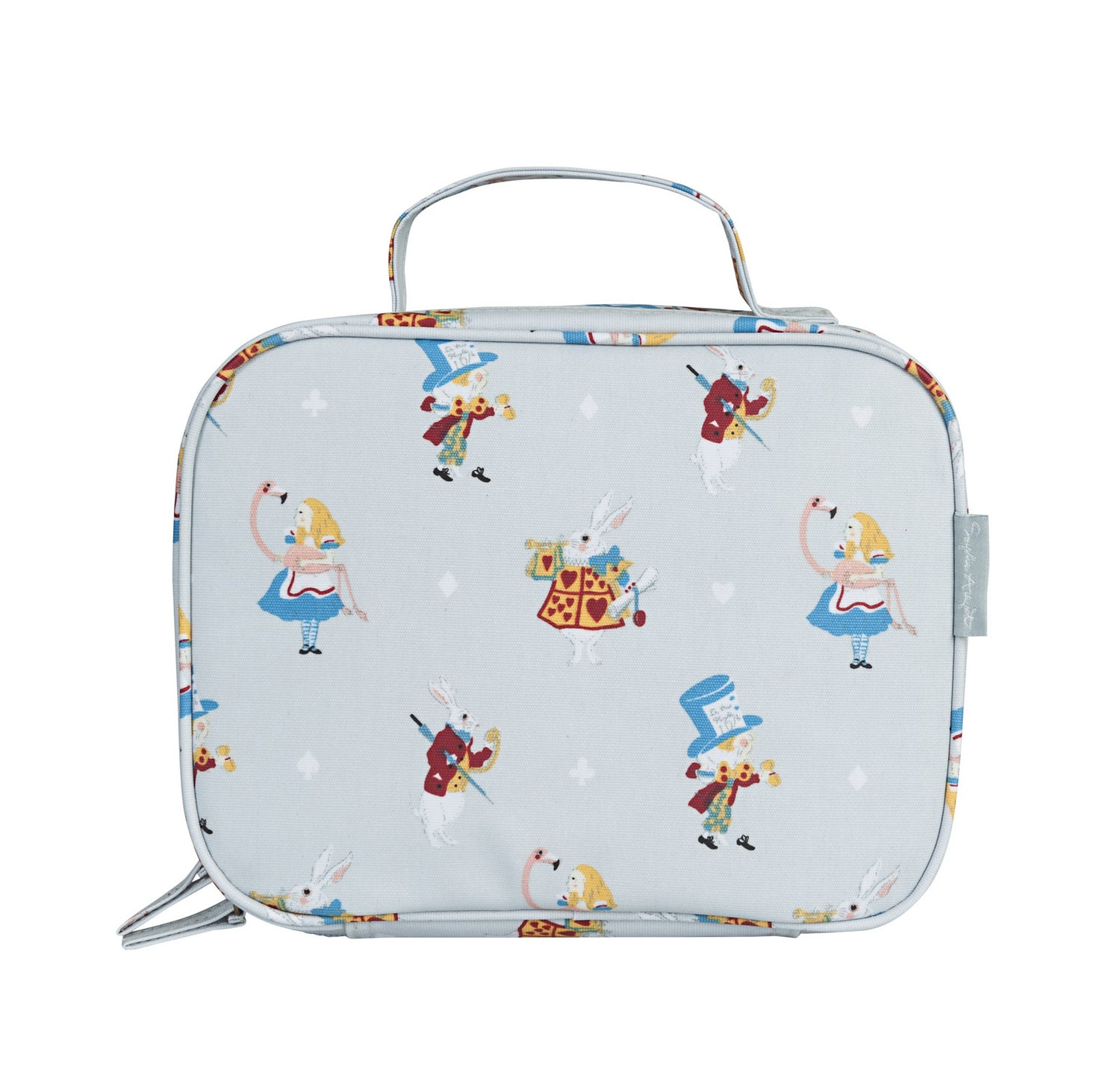 Alice in Wonderland Kids Lunch Bag